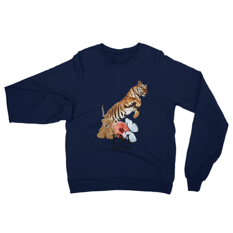 TEDDY TIGER MENS SWEATSHIRT