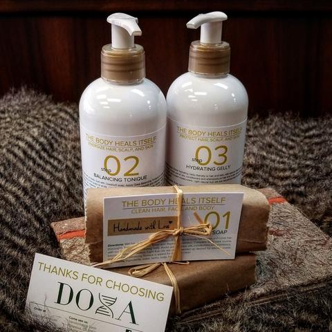 One more soap! Introduce a friend to your Doxa Journey!
