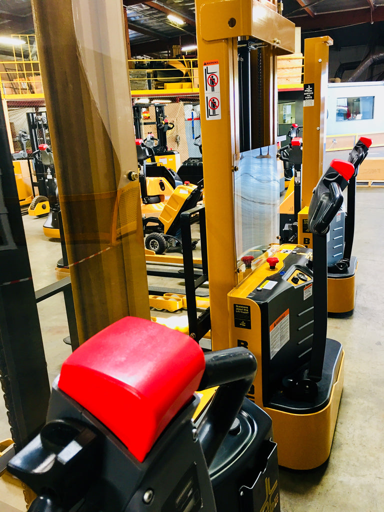 How the Forklift Industry is Changing