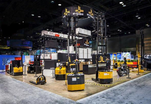 Big Joe reports record Q1 and strong interest at Promat 2017