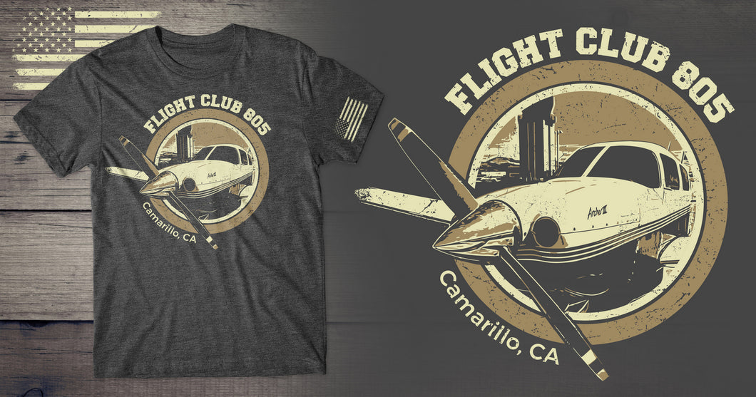 2018 Flight Club 805 Shirt