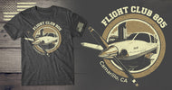 """Stop Dreaming Start Flying"" - Flight Club 805 Shirt"