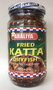 Spicy fried katta dry fish (Ready to eat)