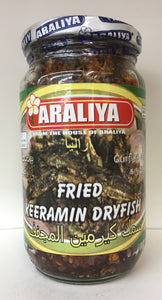 Keeramin Dry Fish Fried spicy Devilled Srilankan taste