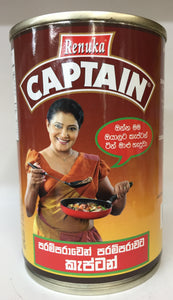 Canned Fish - Captain