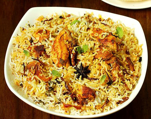 CHICKEN BIRIYANI  -- FOR PICK UP ONLY