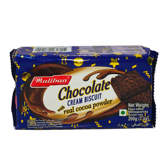 Maliban Chocolate Cream Biscuit