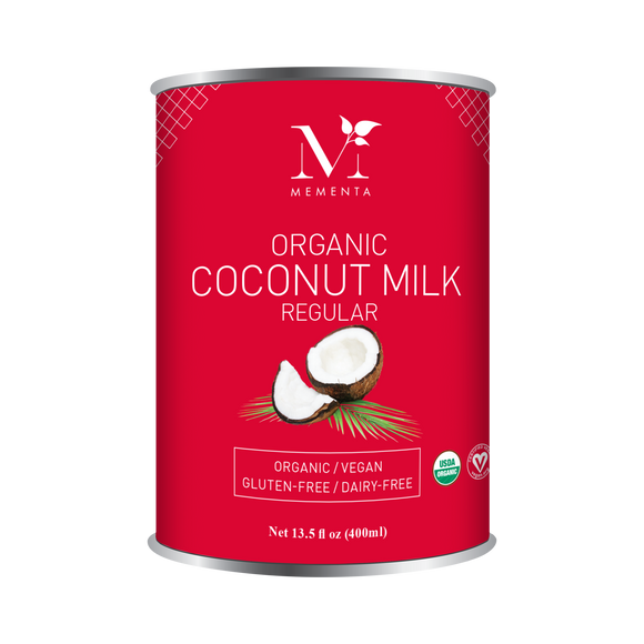 Organic Coconut milk regular - 400ml