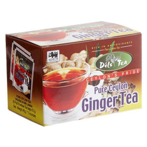 DIL,S GINGER TEA