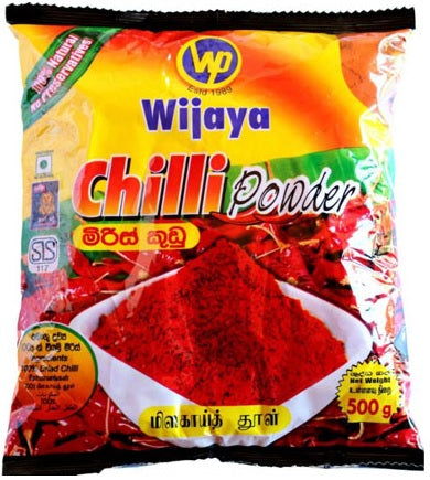 Wijaya Chilli Powder