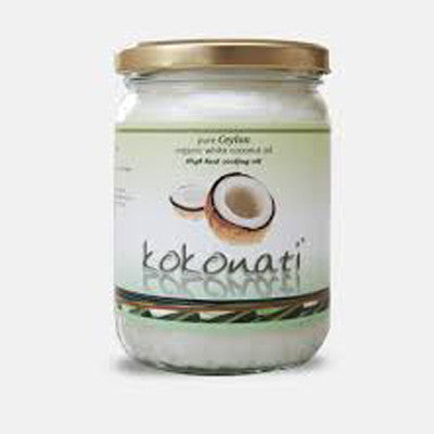 WHITE COCONUT OIL 500 ML