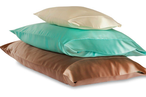 satin pillowcase, satin pillowcases, satin travel pillows