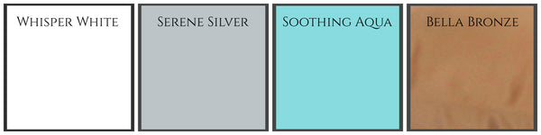 Spa Wrap color selection