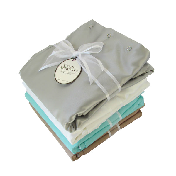 satin spa wrap colors
