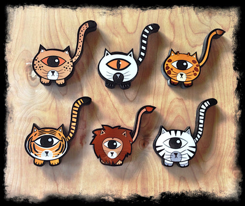 Cat Magnet Safari Hybrid Kittyclops - Morphe