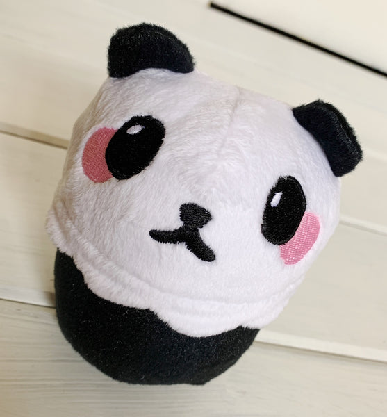 Cupcake Panda Bear Plush Stuffed Animal - Morphe