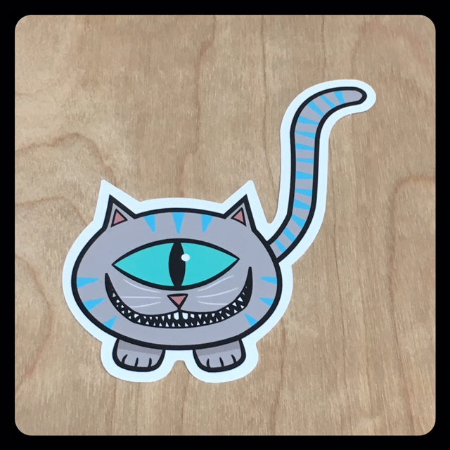 Burton Kittyclops Sticker EyeSpy - Morphe