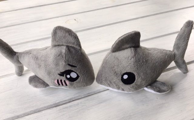 Shark Plush Stuffed Animal Plushie - Morphe
