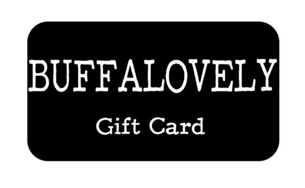 $25 Buffalovely Gift Card