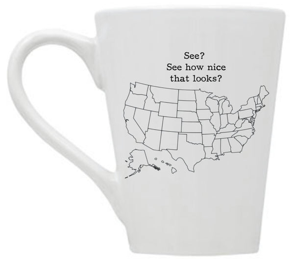 A World Without Florida Mug