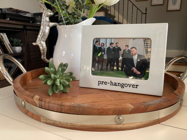 Pre-Hangover Picture Frame
