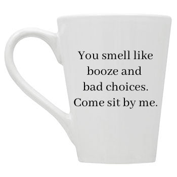 Booze and Bad Choices Mug
