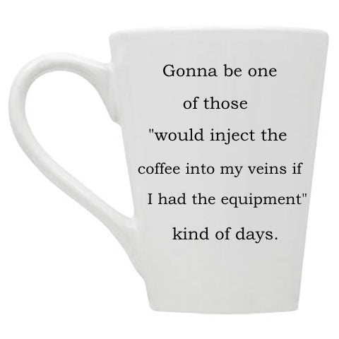 Desperate Measures Coffee Mug