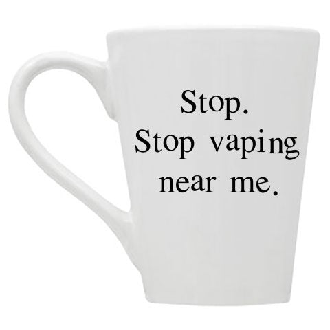 Stop Vaping Near Me Mug