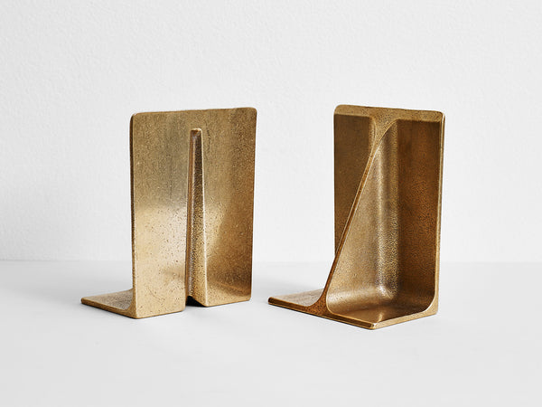 Fin Bookends Small