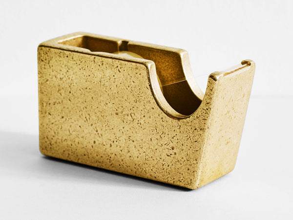 Tape Dispenser Brass