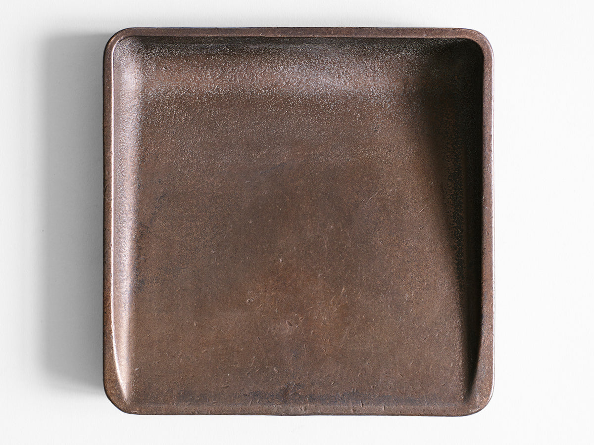 Vide Poche Blackened Bronze