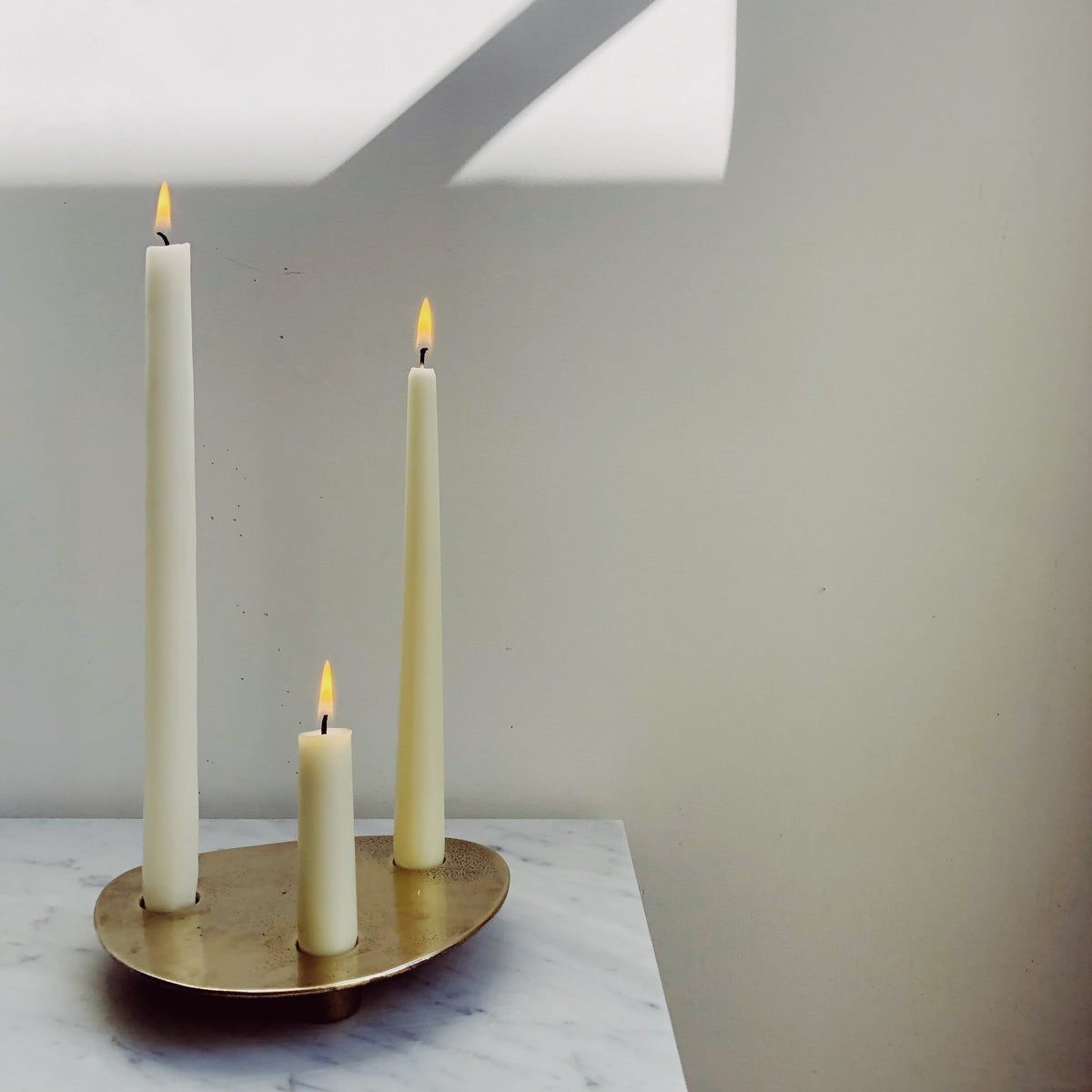 TRIO CANDLE HOLDER