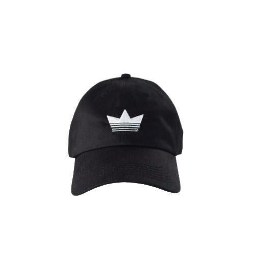 Premier Dad Cap - Black/White