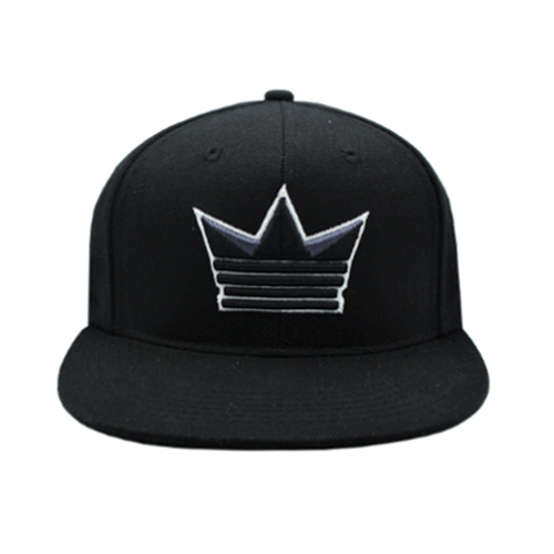 Core Snapback - Black/White