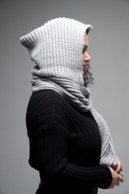 Ultimate Scarf - Light Grey