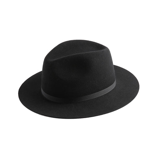 Homestead Fedora - Black