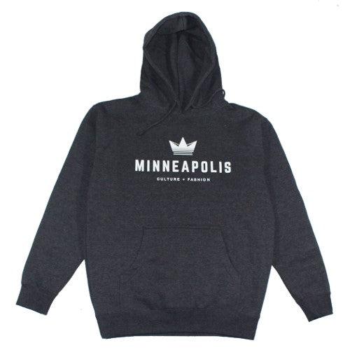 MPLS Fashion Hoodie - Charcoal