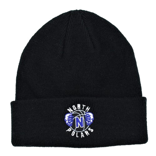 Polar Basketball Beanie - Black