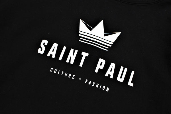 SP Fashion Hoodie - Black