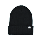 Fashion Slouch Beanie - Black