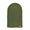 Fashion Slouch Beanie - Olive