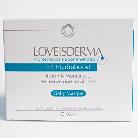 LOVERISDERMA B5 Hydraboost Gelly Masque 500g
