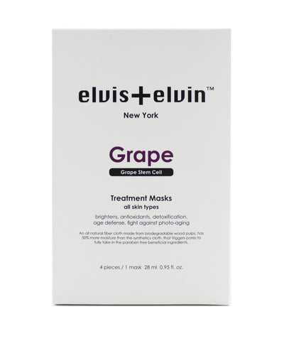 elvis+elvin Grape Stem Cell Treatment Mask 28ml
