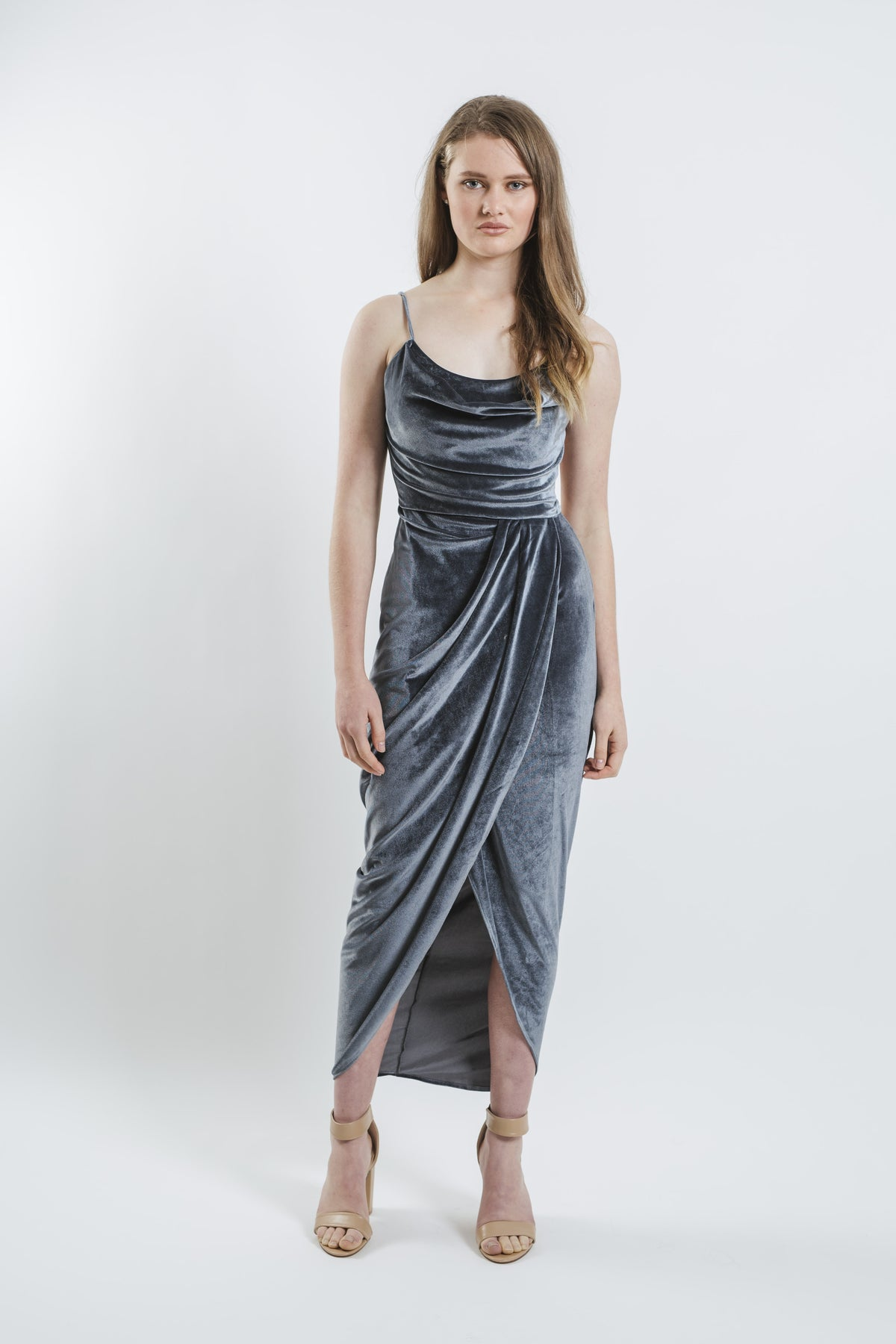 shona joy voltaire cocktail dress