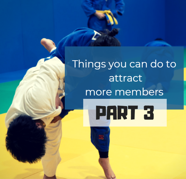 Things you can do to make your club a member MAGNET Part 3