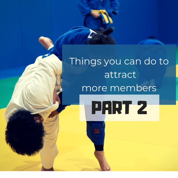 Things you can do to make your club a member MAGNET Part 2