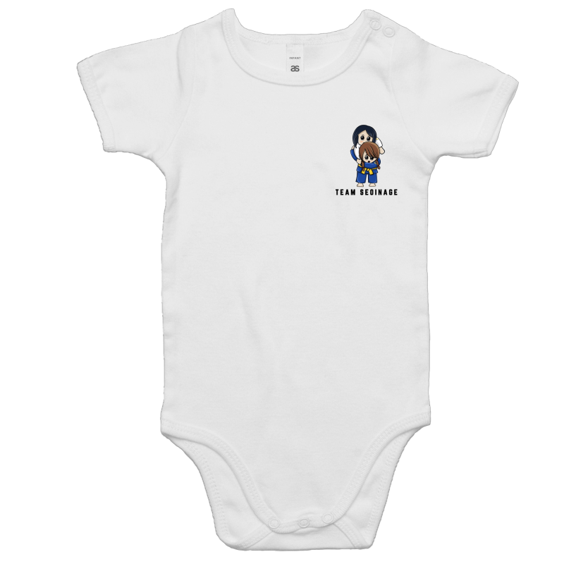 Team Seoinage - Baby Onesie Romper (Small Print)