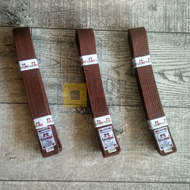 DanRho Brown Belt