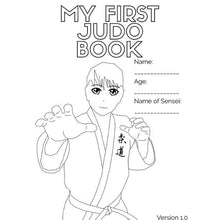 My First Judo Book