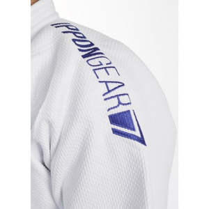 """Fighter Legendary"" 730 Judo Gi Blue - Ippon Gear"